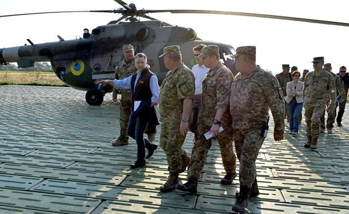 Война на Донбассе — угроза Западу?