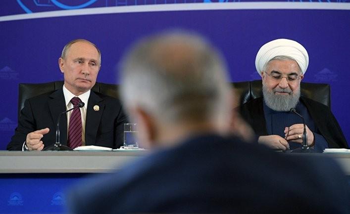 Россия и Иран отдаляются друг от друга