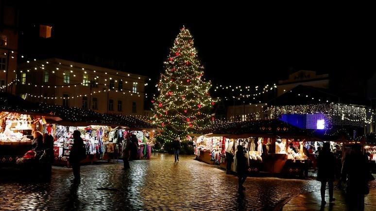ERR: рождественскую распродажу в Таллине проверят на лояльность эстонскому языку