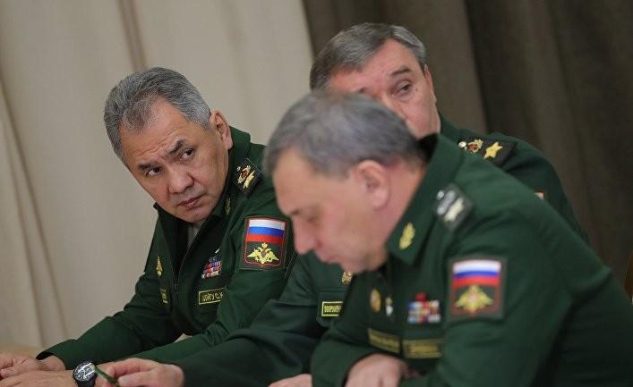 Военные приоритеты России