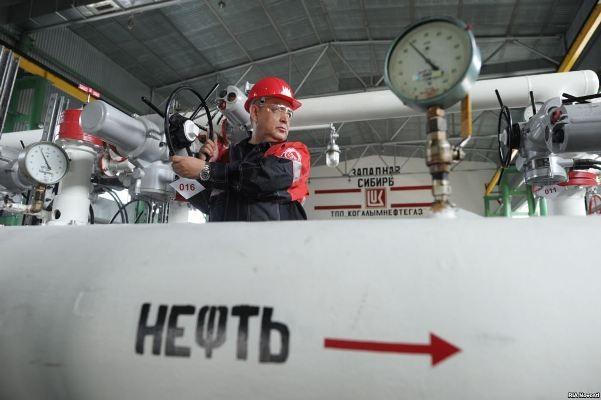 Россия доминирует на мировом рынке нефти