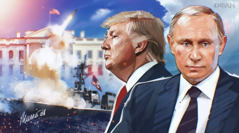 Расследование против Трампа может привести к войне России и США — американские СМИ