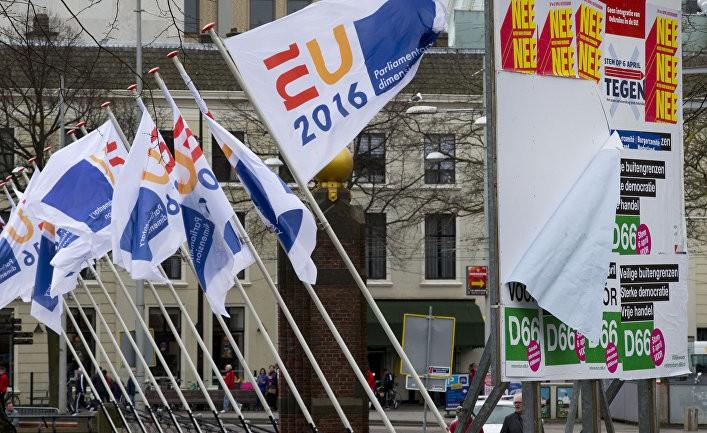 Раскол между Восточной и Западной Европой