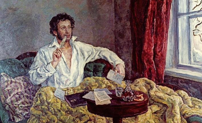 Пушкин — персона нон грата на Украине?