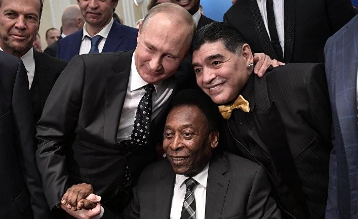 Что ЧМ по футболу даст России и Путину. И как это ударит по Украине