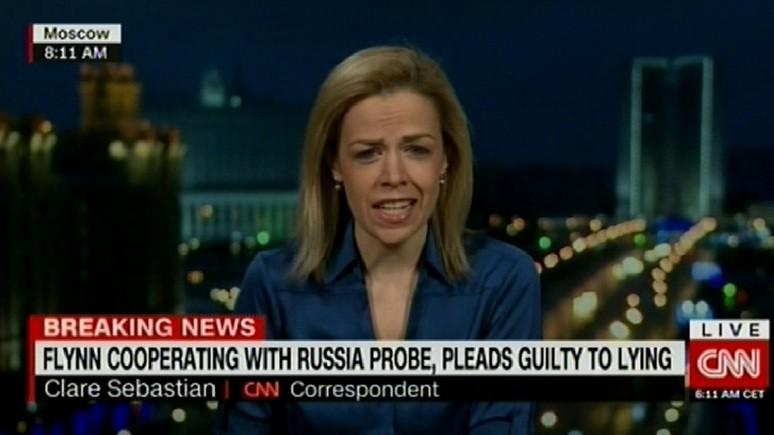 «Какое отношение это имеет к нам?»: CNN рассказал о первой реакции Москвы на признание Флинна