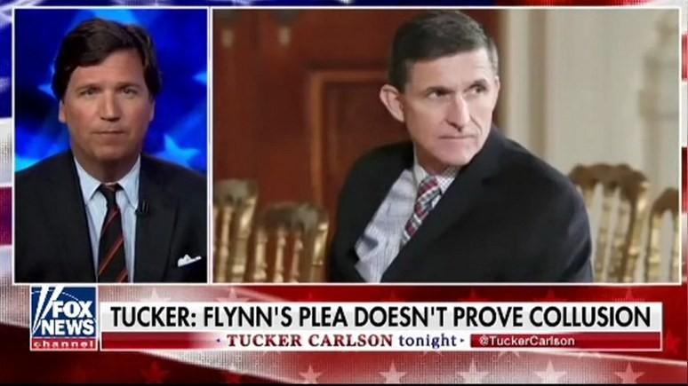 Fox News: признание Флинна не доказывает «сговор» Трампа с Путиным