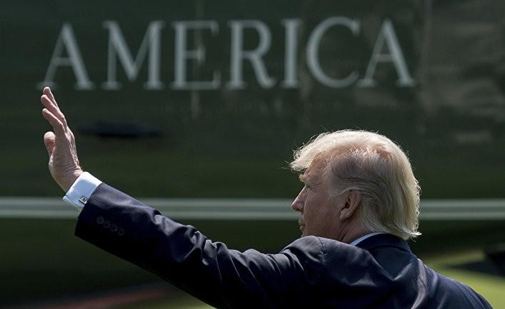 Саморазрушение американской демократии