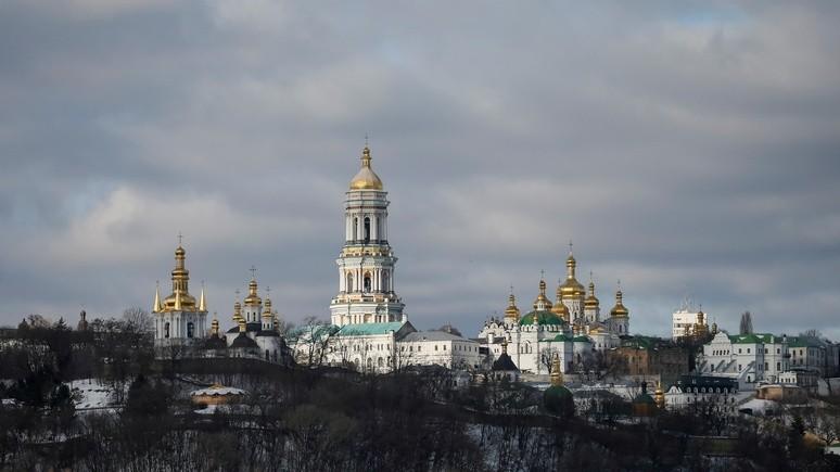 Neue Zürcher Zeitung: Киев превратил религию в поле битвы против России