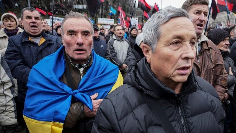 Украинцам наступили на достоинство: за критику «евромайдана» призывают сажать в тюрьму