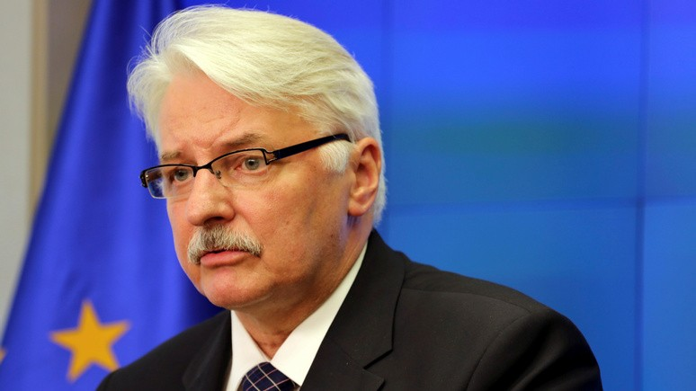 Глава МИД Польши об отношениях с Украиной: Польша проявляла «ангельское терпение»
