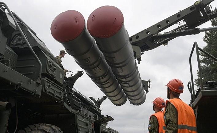 Русская стрела в восточном крыле НАТО