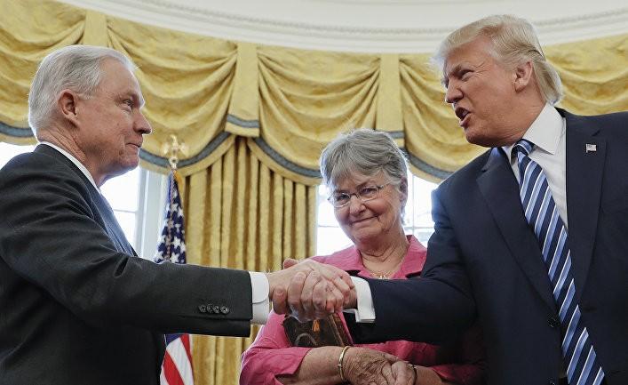 Кого волнует, вступал ли Трамп в сговор с Россией?