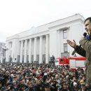 Почему Саакашвили не прыгнул с крыши