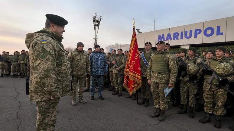 112: за отрицание «российской агрессии» на Украине светит 5 лет тюрьмы