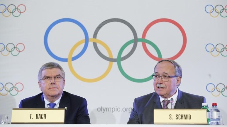 Independent: от Олимпиады-2018 Россию отстранили и оштрафовали