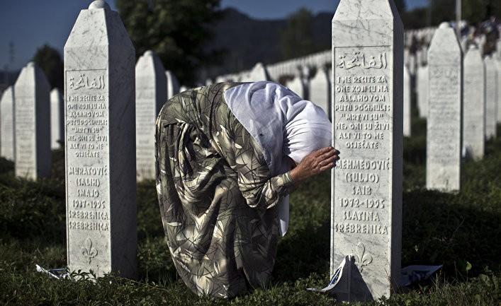 Война в Боснии и Герцеговине — международный конфликт