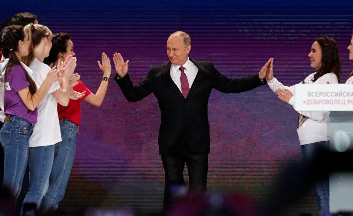 Никто не удивлен планами Путина баллотироваться