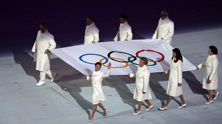 Sky News: Путин разрешил российским спортсменам выступать на Олимпиаде