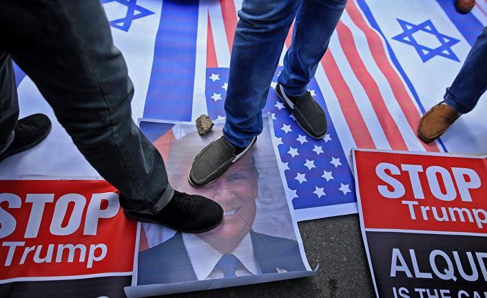В Иерусалим нужно перенести Трампа