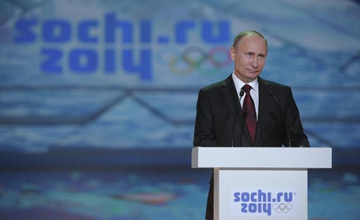 В российской олимпийской трагедии виноват Путин