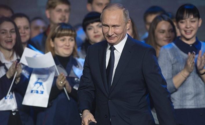 Путин: Все будет хорошо!