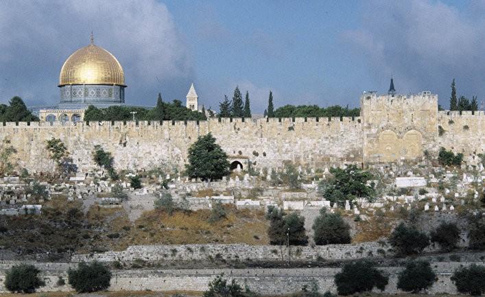 Иерусалим — столица трех религий