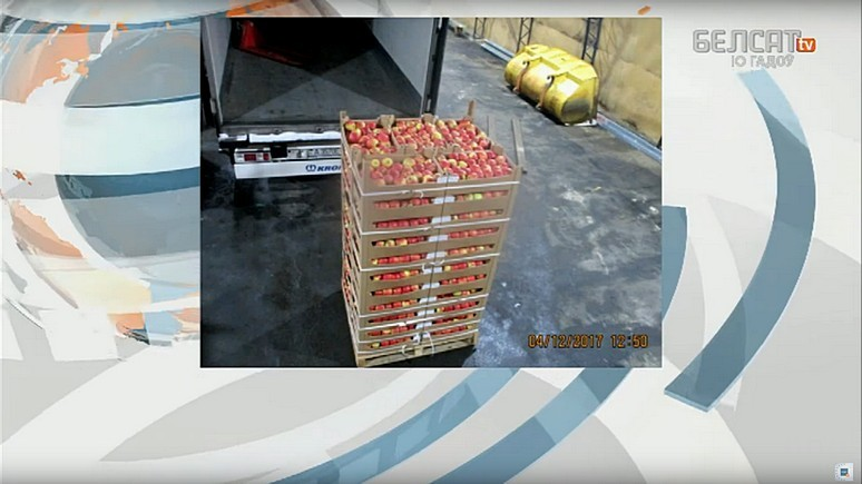 Белсат: на контрабанде санкционных продуктов зарабатывают и белорусы, и россияне