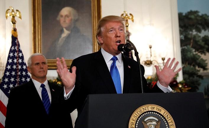 Что стоит за американским признанием Иерусалима