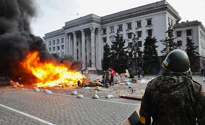 Несвободная Украина