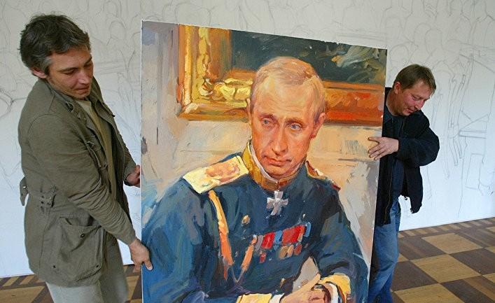 Россия — страна с непредсказуемым прошлым