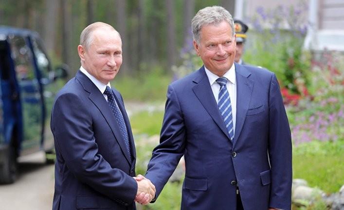 Финляндия укротила русского медведя