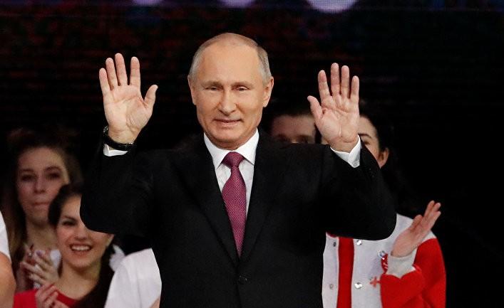 18 марта провалы Путина никого волновать не будут
