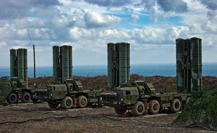 Российский десант входит в Крым