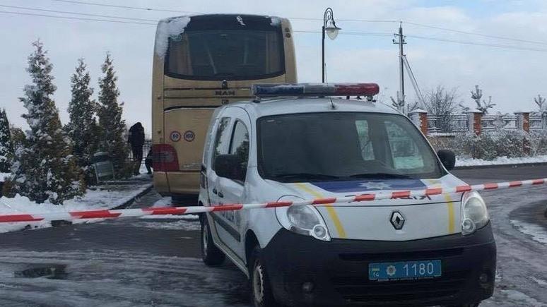 112: Варшава назвала подрыв автобуса под Львовом антипольской акцией