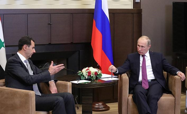 Россия — новый хозяин арабского мира?