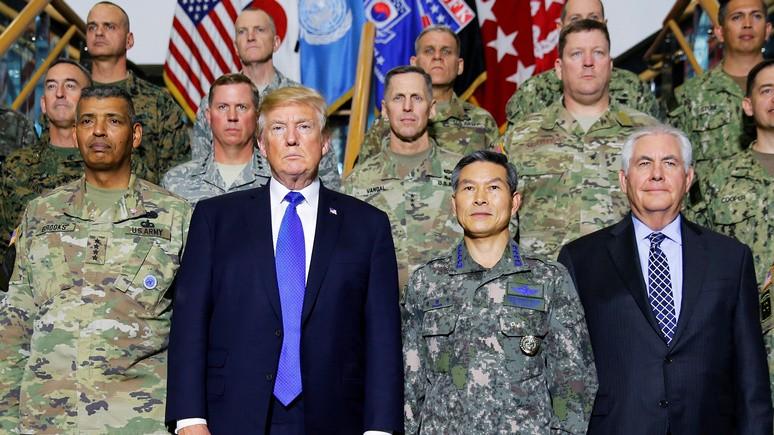 Washington Post: усиление России и Китая — повод для США подумать о новых военных расходах