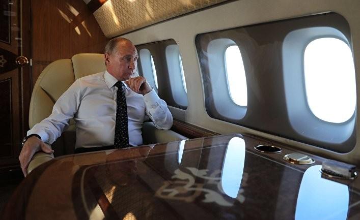 Ближневосточное турне Путина демонстрирует его влияние