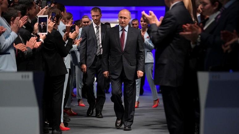 Global Times: Запад волнует не исход президентских выборов в России, а план Путина на четвёртый срок