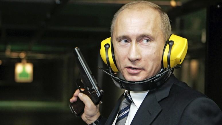 National Interest: российские пистолеты выполнят задачи в самых суровых условиях