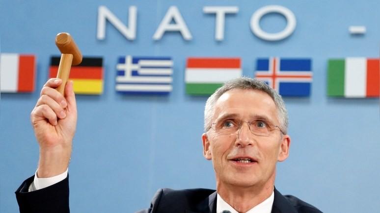 EurActiv: за заслуги в противостоянии современным угрозам Столтенберга оставили у руля НАТО до 2020-го