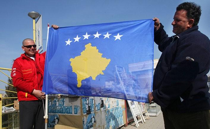 Запад будет давить на Сербию