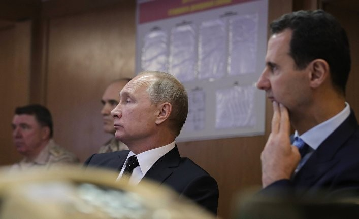 Путин в Сирии: победа и разорение