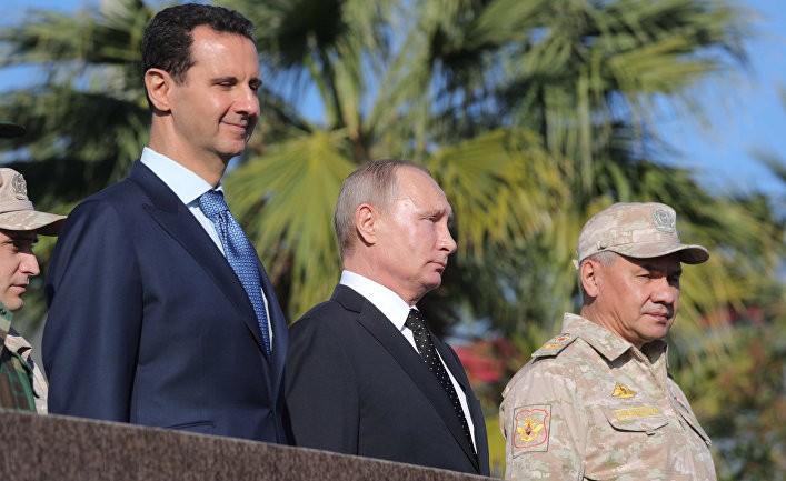 Cложности путинского мира в Сирии