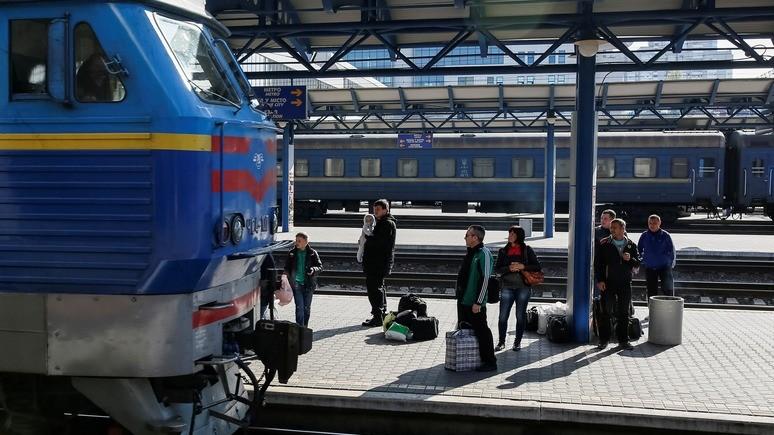 1+1: новейший украинский вагон сломался на обратном пути из Европы