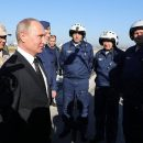 Путин закрепляется на Ближнем Востоке