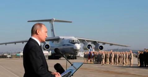 Опрос в странах Ближнего Востока: Россия – самая влиятельная держава в мире