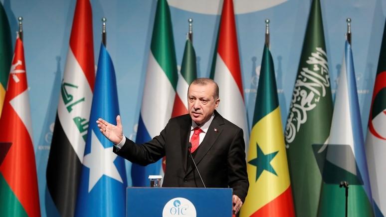 Welt: Турция объединяется с Россией и Ираном против США