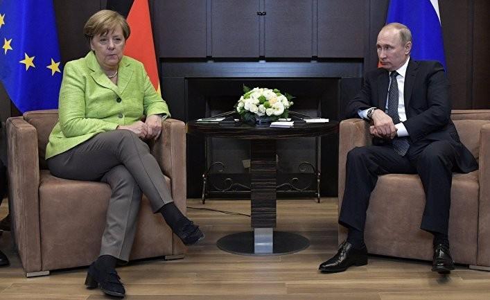 От санкций против России пострадала Германия