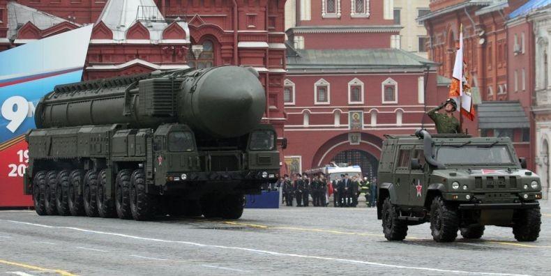 Россия расширяет ядерный арсенал и обновляет бункеры